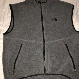 North Face Fleece Vest Men's L